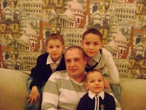 Семья Абабурко