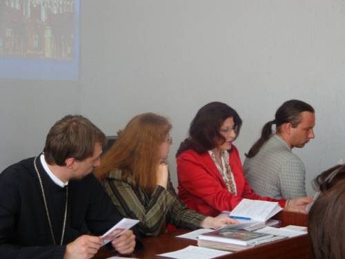 Встреча памяти 7 мая 2013 года
